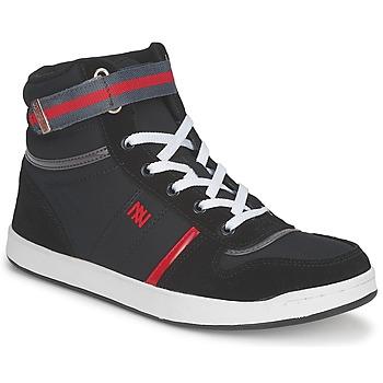 Ψηλά Sneakers Dorotennis BASKET NYLON ATTACHE