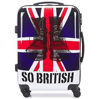 Βαλίτσα με σκληρό κάλυμμα David Jones UNION JACK M