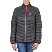 Μπουφάν Salomon Jacket HALO DOWN JACKET W BLACK