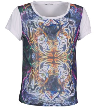 T-shirt με κοντά μανίκια DDP PORIX
