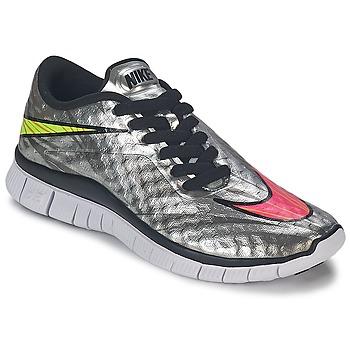 Xαμηλά Sneakers  Nike FREE HYPERVENOM JUNIOR Xαμηλά Sneakers  Nike  FREE HYPERVENOM JUNIOR  Silver Διαθέσιμο για αγόρια  37 1 2    Παιδί   Αγόρι   Παπούτσια   Xαμηλά Sneakers