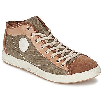 Παπούτσια Άνδρας Ψηλά Sneakers Pataugas JAMES H CAMEL