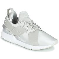 Παπούτσια Γυναίκα Χαμηλά Sneakers Puma WN MUSE SATIN II.GRAY Grey