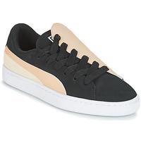 Παπούτσια Γυναίκα Χαμηλά Sneakers Puma WN BASKET CRUSH PARIS.SILV Black