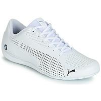 Παπούτσια Άνδρας Χαμηλά Sneakers Puma BMW DRIFT CAT 5 ULTRA.WHT Άσπρο