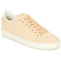 Παπούτσια Χαμηλά Sneakers Puma SUEDE RAISED FS.NA V-WHIS Beige
