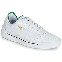 Παπούτσια Άνδρας Χαμηλά Sneakers Puma CALI.WH-AMAZON GREEN-WH Άσπρο / Green