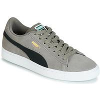 Παπούτσια Αγόρι Χαμηλά Sneakers Puma JR SUEDE CLASSIC.CHARCO-BL Grey