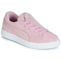 Παπούτσια Κορίτσι Χαμηλά Sneakers Puma PS SUEDE CRUSH AC.LILAC Lila