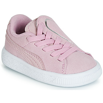 Xαμηλά Sneakers Puma INF SUEDE CRUSH AC.LILAC