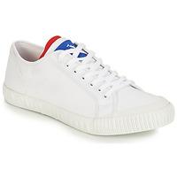 Παπούτσια Χαμηλά Sneakers Le Coq Sportif NATIONALE Άσπρο / Μπλέ / Red