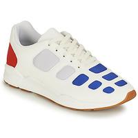 Παπούτσια Άνδρας Χαμηλά Sneakers Le Coq Sportif ZEPP Άσπρο / Μπλέ / Red