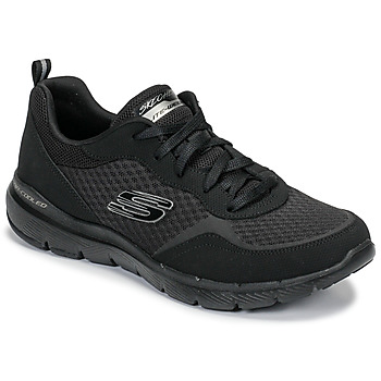 Παπούτσια Γυναίκα Fitness Skechers FLEX APPEAL 3.0 Black