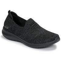Παπούτσια Γυναίκα Slip on Skechers ULTRA FLEX Black