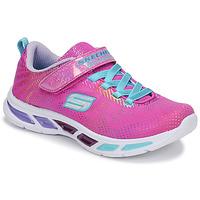 Παπούτσια Κορίτσι Χαμηλά Sneakers Skechers LITEBEAMS Ροζ