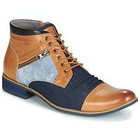 Παπούτσια Άνδρας Μπότες Kdopa ALMERIA Camel / Μπλέ