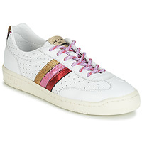 Παπούτσια Γυναίκα Χαμηλά Sneakers Serafini COURT Multicolore
