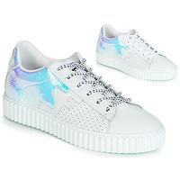 Παπούτσια Γυναίκα Χαμηλά Sneakers Serafini MADISON Άσπρο
