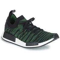 19a1bfd9a295 Παπούτσια Χαμηλά Sneakers adidas Originals NMD_R1 STLT PK Black / Green