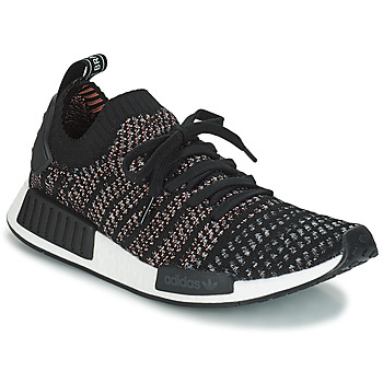 Παπούτσια Άνδρας Χαμηλά Sneakers adidas Originals NMD_R1 STLT PK Black / Grey