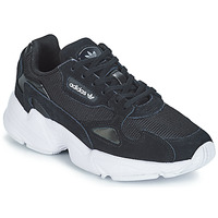 Παπούτσια Γυναίκα Χαμηλά Sneakers adidas Originals FALCON W Black