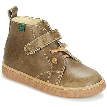 Παπούτσια Αγόρι Μπότες El Naturalista PAPUA Kaki