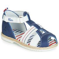 Παπούτσια Παιδί Σανδάλια / Πέδιλα GBB COCORIKOO Μπλέ