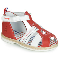 Παπούτσια Παιδί Σανδάλια / Πέδιλα GBB COCORIKOO Red