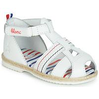 Παπούτσια Παιδί Σανδάλια / Πέδιλα GBB COCORIKOO Άσπρο