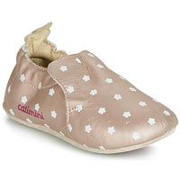 Παπούτσια Κορίτσι Παντόφλες Catimini CARA Ροζ / Χρυσο