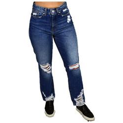 Υφασμάτινα Γυναίκα Skinny jeans Only  Multicolour