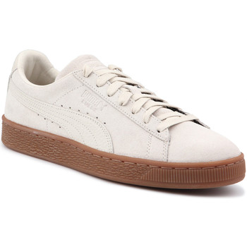 Xαμηλά Sneakers Puma Lifestyle shoes Suede Classic Natural Warmth 363869 02