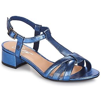 Παπούτσια Γυναίκα Σανδάλια / Πέδιλα Betty London METISSA Μπλέ