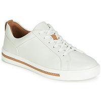 Παπούτσια Γυναίκα Χαμηλά Sneakers Clarks UN MAUI LACE Άσπρο