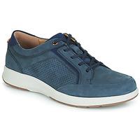 Παπούτσια Άνδρας Χαμηλά Sneakers Clarks UN TRAIL FORM Marine