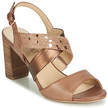 Παπούτσια Γυναίκα Σανδάλια / Πέδιλα Caprice BOLAO Brown