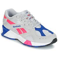 Παπούτσια Χαμηλά Sneakers Reebok Classic AZTREK Beige / Μπλέ