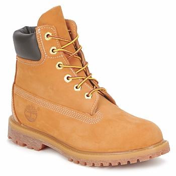 Παπούτσια Γυναίκα Μπότες Timberland 6 IN PREMIUM BOOT Beige