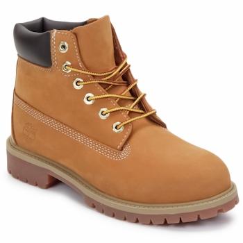 Παπούτσια Παιδί Μπότες Timberland 6 IN PREMIUM WP BOOT Brown
