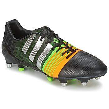 Παπούτσια Άνδρας Ποδοσφαίρου adidas Performance NITROCHARGE 1.0 SG Black / Yellow
