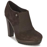 Παπούτσια Γυναίκα Χαμηλές Μπότες Alberto Gozzi SOFTY MEDRA Brown