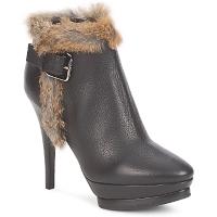 Παπούτσια Γυναίκα Χαμηλές Μπότες Alberto Gozzi BOTERO GADRO Black