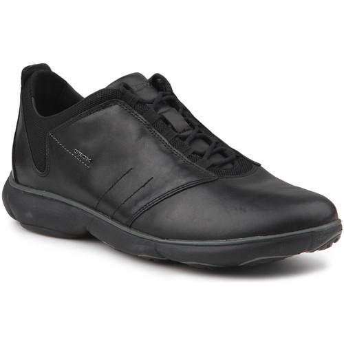 Παπούτσια Άνδρας Χαμηλά Sneakers Geox U Nebula A U52D7A 00046 C9999 black