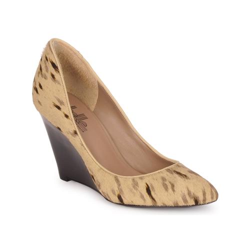 Παπούτσια Γυναίκα Γόβες Belle by Sigerson Morrison HAIRMIL Beige / Black