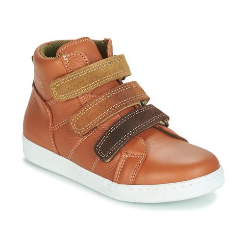 Παπούτσια Αγόρι Μπότες André TRITON Camel
