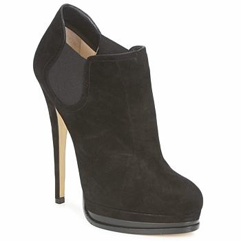 Παπούτσια Γυναίκα Χαμηλές Μπότες Casadei 8532G157 Black