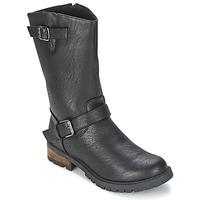 Παπούτσια Γυναίκα Μπότες Les P'tites Bombes ZOLA Black
