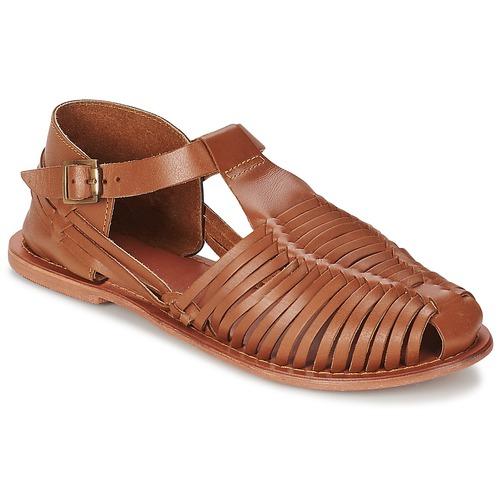 Παπούτσια Γυναίκα Σανδάλια / Πέδιλα Betty London TANIA CAMEL