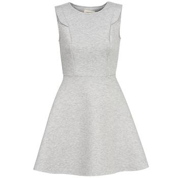 Υφασμάτινα Γυναίκα Κοντά Φορέματα Naf Naf ELOLA Grey