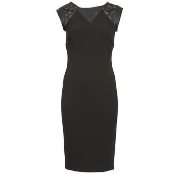 Υφασμάτινα Γυναίκα Κοντά Φορέματα Naf Naf EPOIS Black